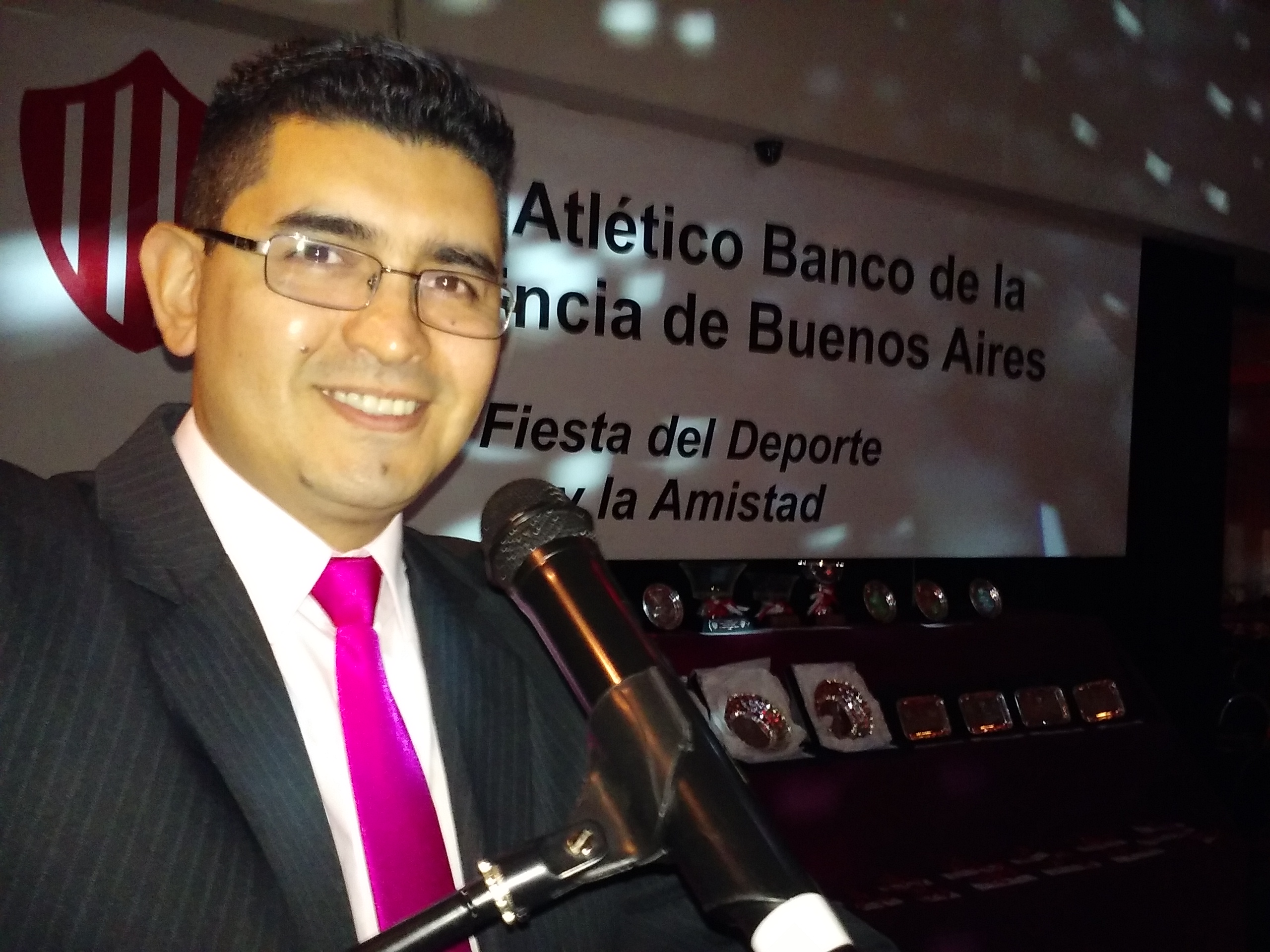 Evento Club Banco Provincia