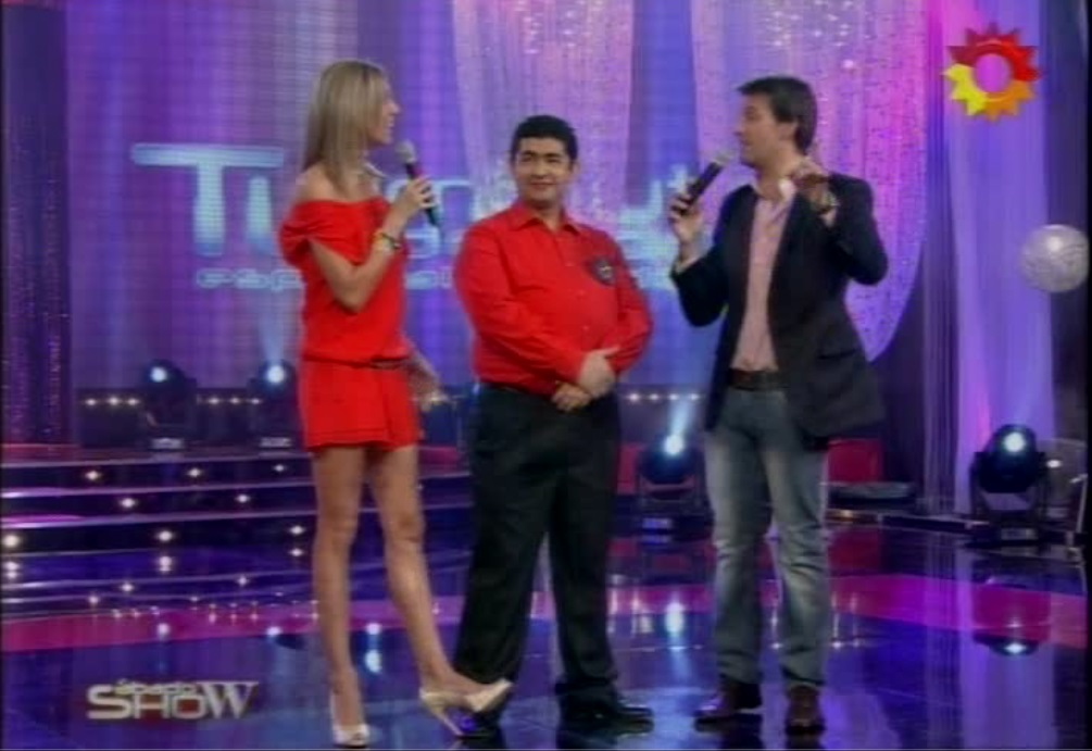 Gus Imitacion Chavez on Listorti y Denis